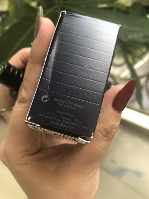 Nước hoa Dior Sauvage Mini 10ml1