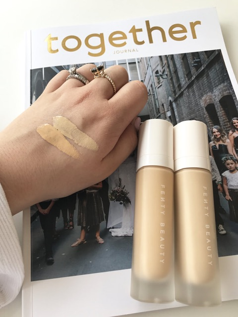 Kem nền Fenty Beauty Foundation 140,150,190,2001