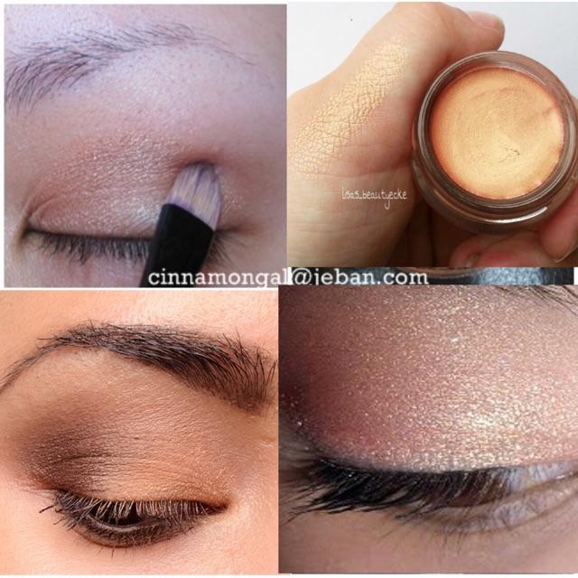 Phấn mắt dạng kem Mac longwear Paint Pot 2