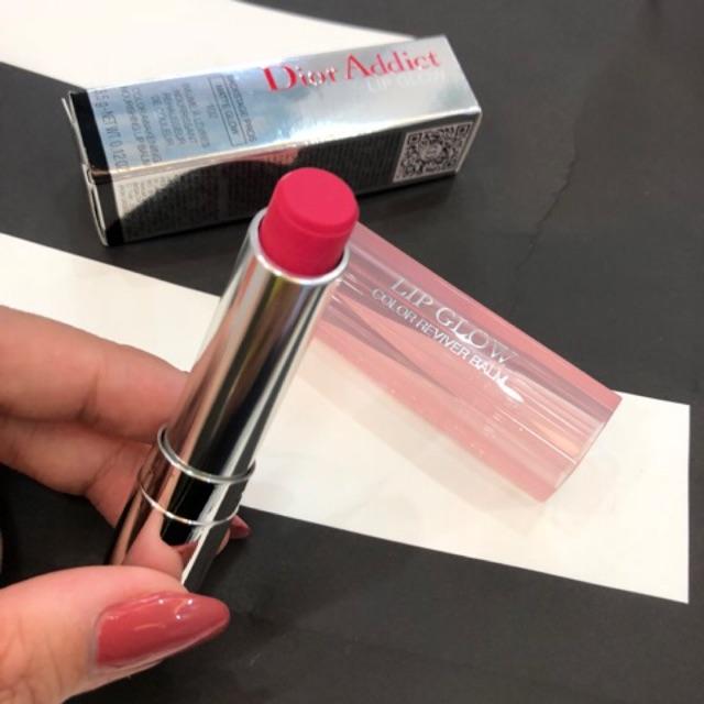 Son dưỡng Dior Addict Lip Glow Màu 102- 1011