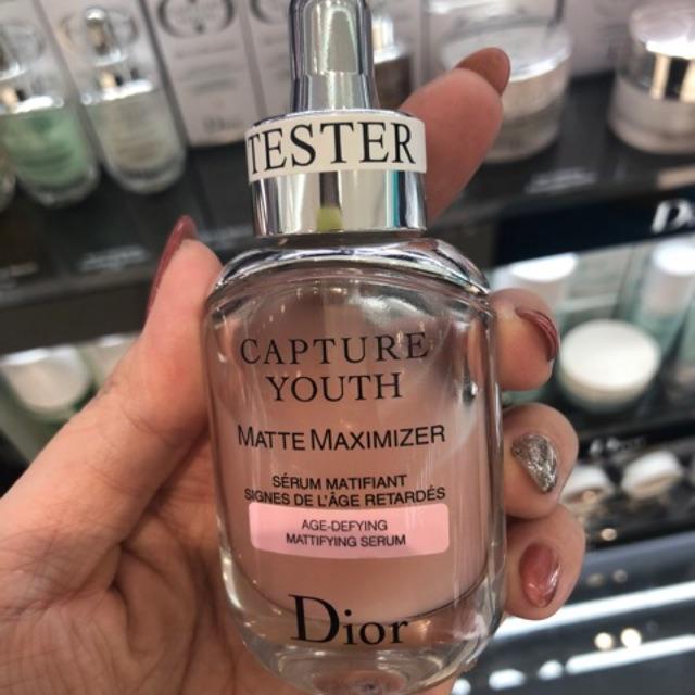 Serum chống lão hoá Dior Capture Youth Matte Maximizer1