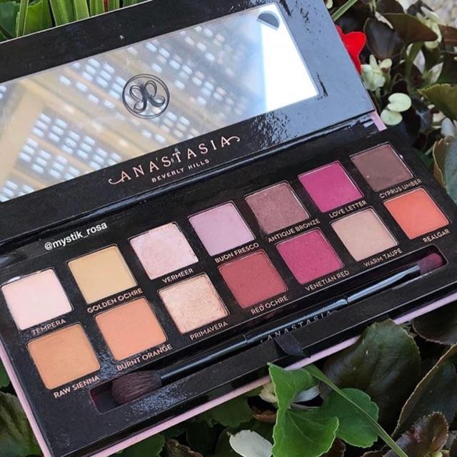 Bảng màu mắt Anastasia Beverly Hills Modern Renaissance trầy nhẹ 1 ô0