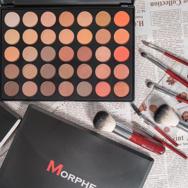 Bảng mắt Morphe 35O Palette0