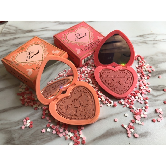 Má hồng Too Faced Love Flush 0