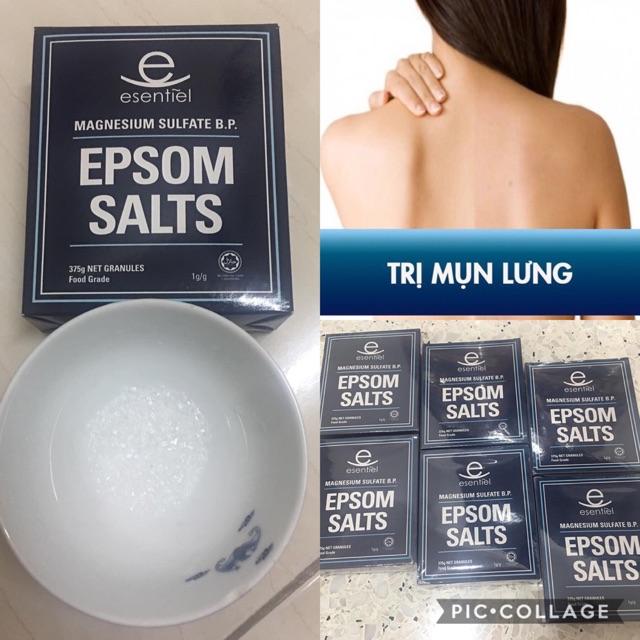 Muối khoáng EPSOM SALTS – 375g c0