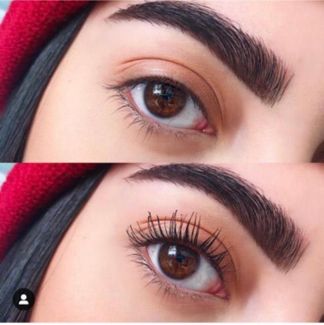 Mascara và bút kẻ mắt Liquid Liner Colourpo1