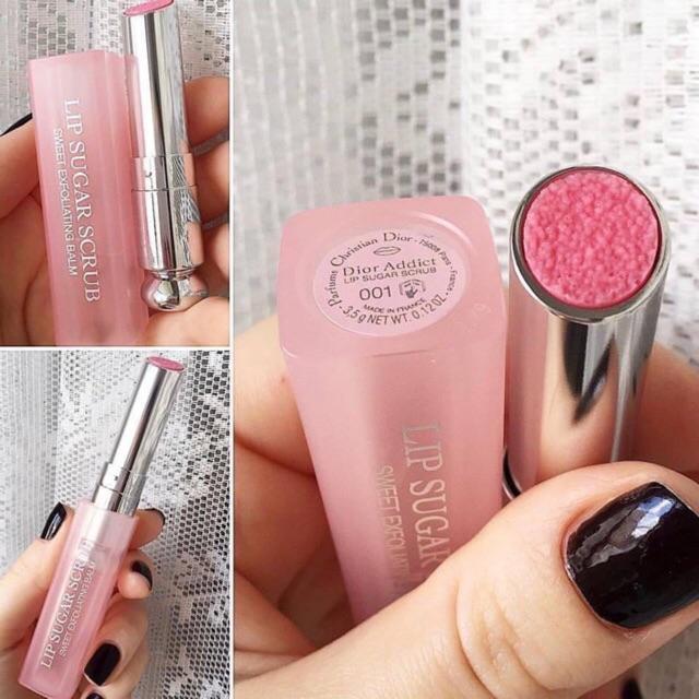 Tẩy da chết môi Dior Lip 1