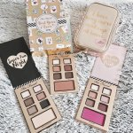 Tách set màu mắt Too Faced Best Year 0
