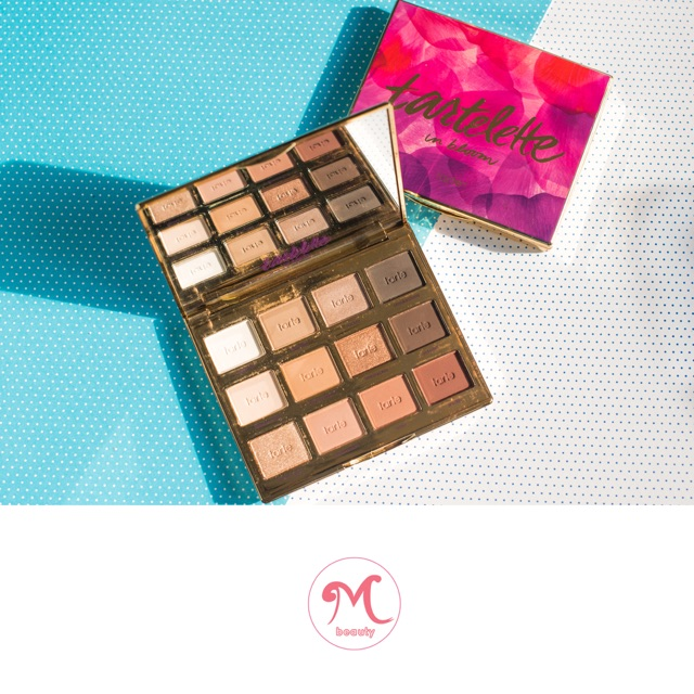 Bảng mắt Tarte in Bloom Pa1