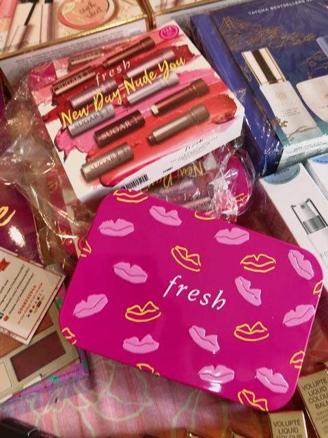 Tách set son dưỡng Fresh Sugar Lip Treatment New Day Ne1