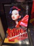 Son Shu Uemura Flaming Red Edition 2020 - 163 ,570, 141 ( kèm túi giấy SHU chính h2