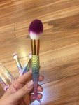 Set cọ Mermaid 6 cây Flawless b2