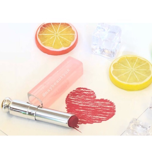 Son dưỡng Dior Addict Lip Glow Màu 102- 007 0