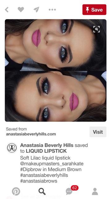 Son kem Anatasia Beverly H6