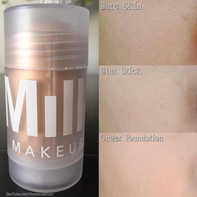 Kem Lót dạng thỏi Milk Luminious Make Up Blur Stick1