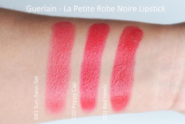 Son dưỡng Guerlain La Petite Robe Shiny Lipstick1