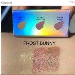 Set 3 bút sáp mắt Fenty Beauty Frost Bunny4
