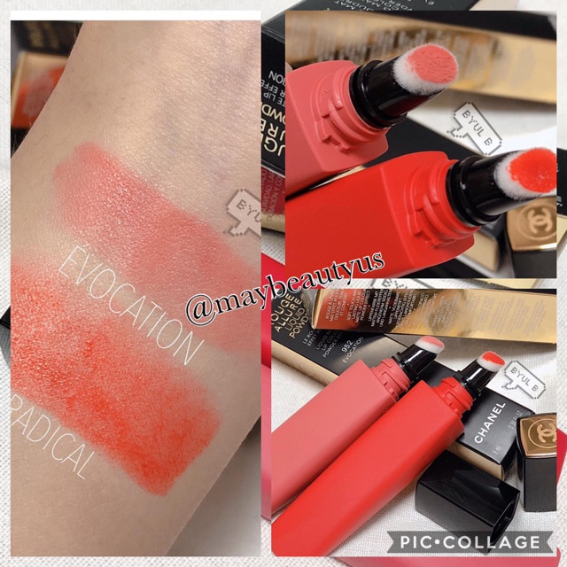 Son kem Chanel Rouge Allure Liquid Powder màu 950-9526