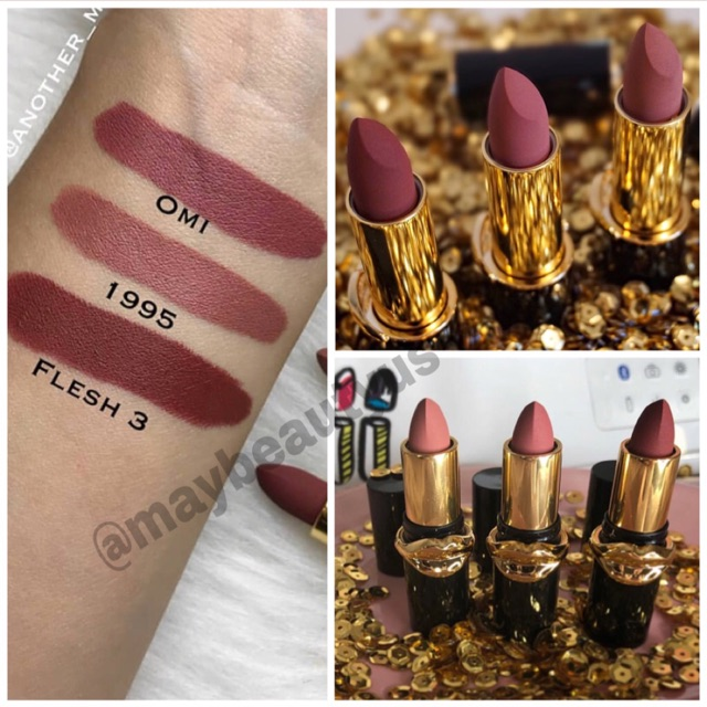 Có sẵn - Set son lì mini Pat Mcgrath1