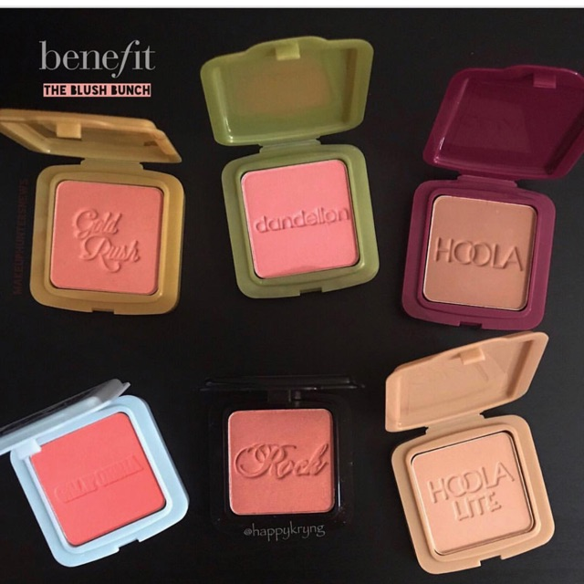 Tách set Benefit Blush Bunch – Rétock đủ0